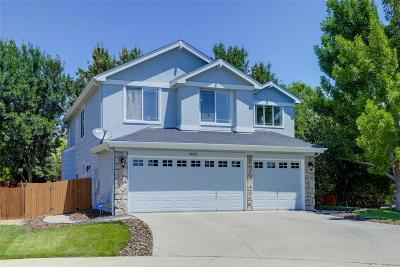 Thornton Single Family Home Active: 4663 East 127th Place