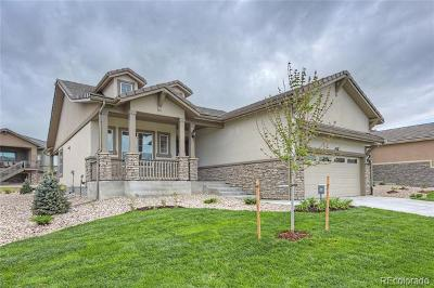 Broomfield County Single Family Home Active: 15676 Puma Run