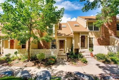 Littleton Condo/Townhouse Under Contract: 2878 West Long Circle #F