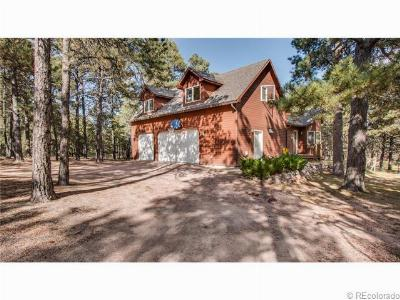 Monument CO Single Family Home For Sale: $300,000