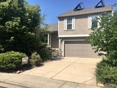 Lafayette Single Family Home Under Contract: 913 Vetch Circle