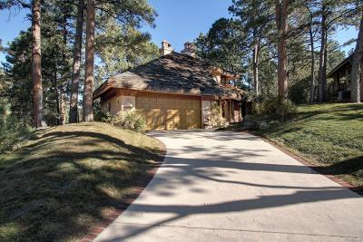 Castle Rock Single Family Home Active: 4412 Orofino Place