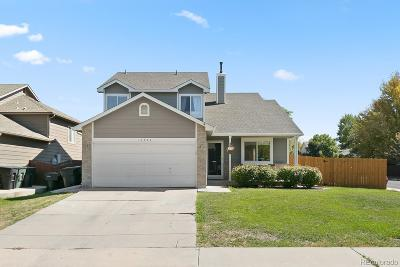 Thornton Single Family Home Active: 12304 Glencoe Street