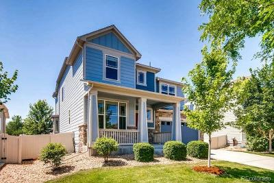 Lafayette Single Family Home Under Contract: 420 Cheyenne Drive