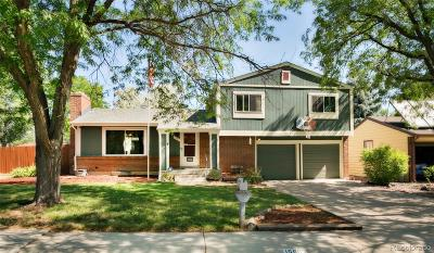 Aurora Single Family Home Active: 15903 East Stanford Place