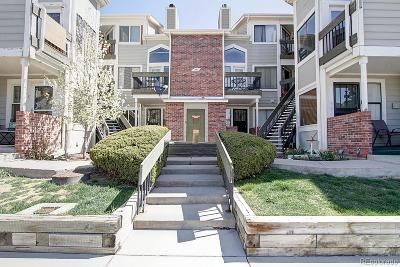 Arvada Condo/Townhouse Under Contract: 5550 West 80th Place #17