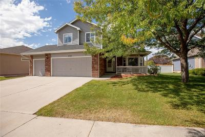 Windsor Single Family Home Active: 208 Cattail Bay