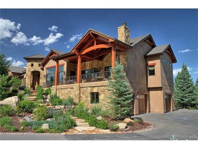 Colorado Springs Single Family Home Active: 5065 Broadlake View