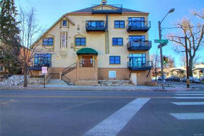 Condo/Townhouse Under Contract: 3299 Lowell Boulevard #202