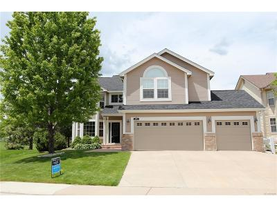 Lone Tree Single Family Home Under Contract: 10281 Dunsford Drive