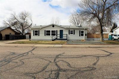 Berthoud Single Family Home Under Contract: 1075 6th Street Court