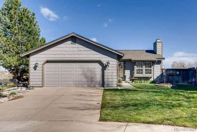 Highlands Ranch Single Family Home Under Contract: 571 Snowy Owl Place