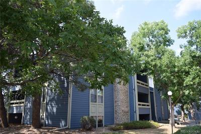 Aurora Condo/Townhouse Active: 14091 East Tufts Drive #E10