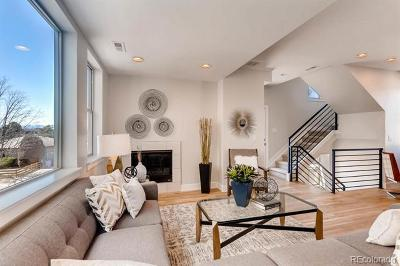Condo/Townhouse Under Contract: 2190 South Birch