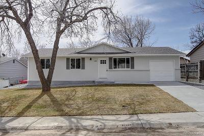 Golden Single Family Home Under Contract: 18856 West 62nd Avenue
