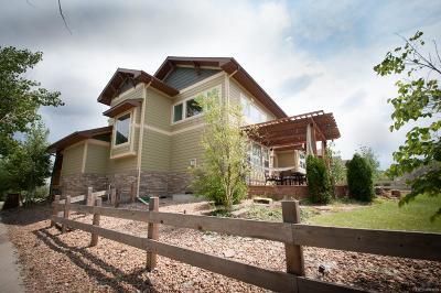 Golden Single Family Home Active: 826 Joseph Circle