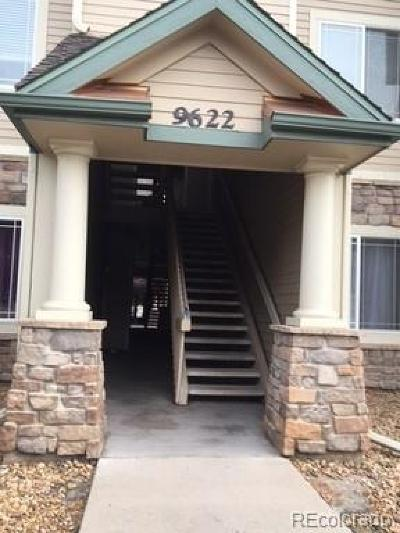 Littleton Condo/Townhouse Under Contract: 9622 West Coco Circle #104
