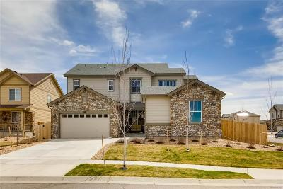 Aurora Single Family Home Under Contract: 5942 South Jamestown Court