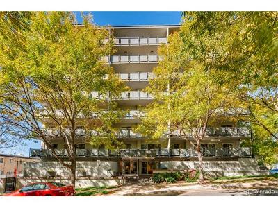 Denver Condo/Townhouse Active: 669 Washington Street #802