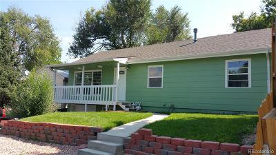 Denver Single Family Home Active: 646 Quitman Street
