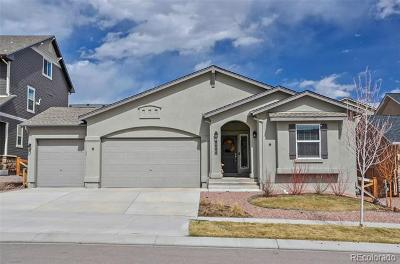 Colorado Springs Single Family Home Active: 8684 Meadow Tree Trail