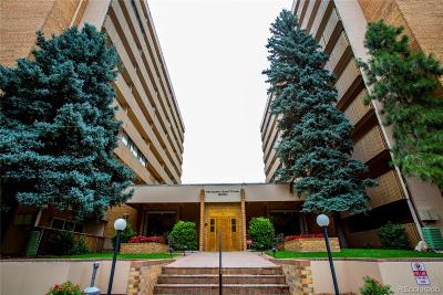 Denver Condo/Townhouse Active: 8060 East Girard Avenue #211