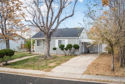 Aurora, Denver Single Family Home Active: 861 Nome Street