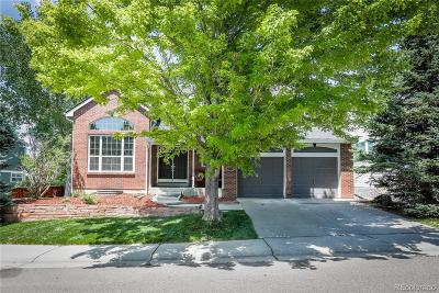 Highlands Ranch Single Family Home Active: 753 Huntington Drive