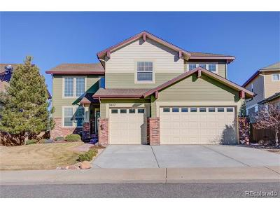 Highlands Ranch Single Family Home Under Contract: 3007 Danbury Avenue