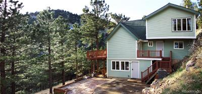 Boulder Single Family Home Active: 93 Pine Needle Road