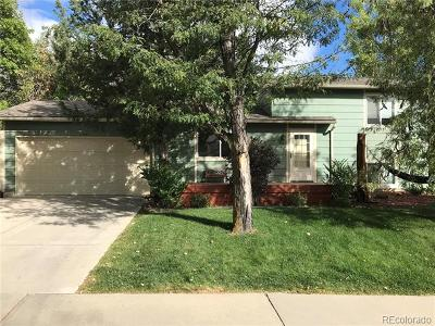 Boulder Single Family Home Under Contract: 4544 Ashfield Drive