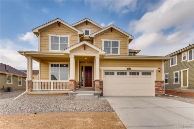 Thornton Single Family Home Under Contract: 16363 Columbine Street