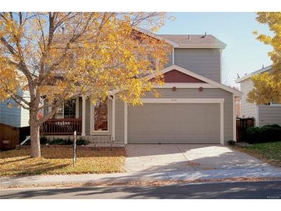 Highlands Ranch Single Family Home Active: 9953 Aftonwood Street
