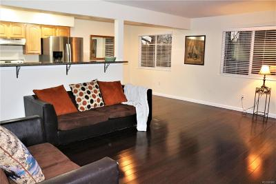Littleton Condo/Townhouse Under Contract: 7700 West Glasgow Place #11A