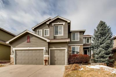 Highlands Ranch Single Family Home Under Contract: 10231 Lauren Court