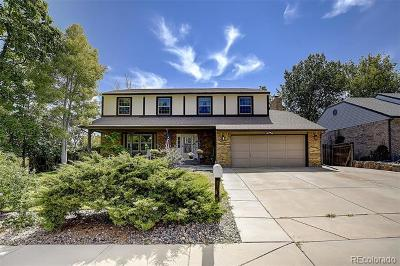 Thornton Single Family Home Active: 3904 East 134th Court