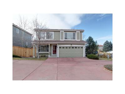 Highlands Ranch Single Family Home Under Contract: 1107 Laurenwood Way