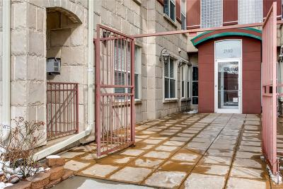 Denver Condo/Townhouse Under Contract: 2100 North Humboldt Street #208