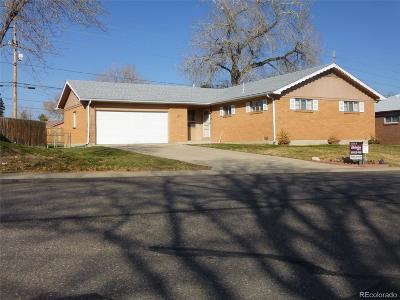 Northglenn Single Family Home Under Contract: 1017 East 111th Place