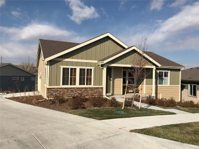 Broomfield Single Family Home Under Contract: 10871 North Montane Drive