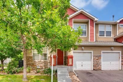 Wheat Ridge Condo/Townhouse Under Contract: 4645 Flower Street #4645