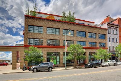 Denver Condo/Townhouse Active: 1435 Wazee Street #506