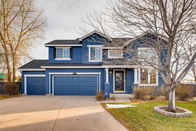 Highlands Ranch Single Family Home Active: 9831 Chadwick Way