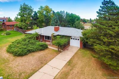Jefferson County Single Family Home Active: 5390 Eldridge Street