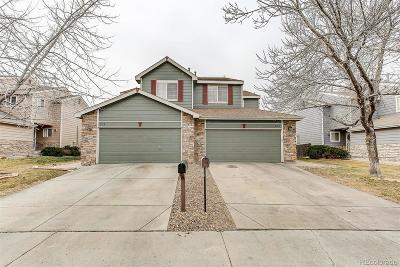 Northglenn Condo/Townhouse Under Contract: 3106 East 106th Place