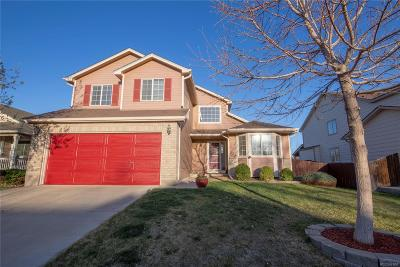 Commerce City Single Family Home Active: 11347 Newark Street