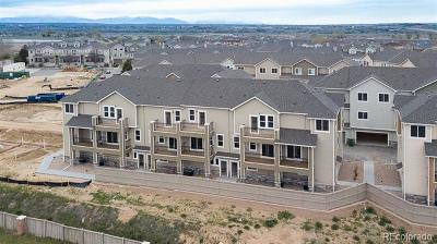 Commerce City Condo/Townhouse Active: 11250 Florence Street #27D