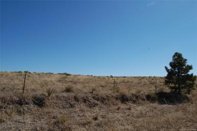 Kiowa CO Residential Lots & Land Under Contract: $174,900