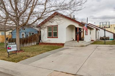 Denver Single Family Home Active: 1225 West Byers Place