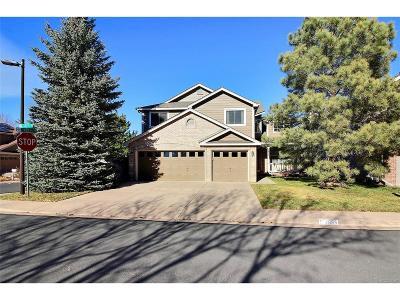 Thornton Single Family Home Active: 2953 East 133rd Lane
